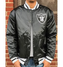 Mitchell & Ness OAKLAND RAIDERS SATIN JACKET