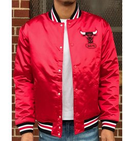 Mitchell & Ness CHICAGO BULLS SATIN JACKET