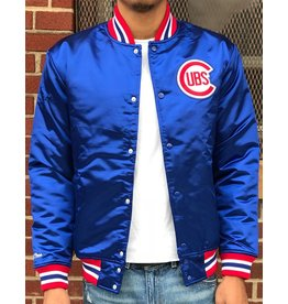 Mitchell & Ness CHICAGO CUBS SATIN JACKETS