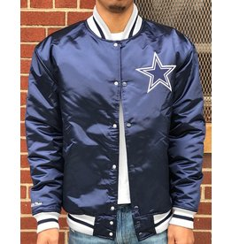Mitchell & Ness DALLAS COWBOYS SATIN JACKET