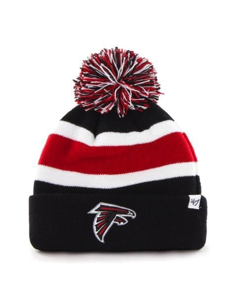 47 BRAND ATLANTA FALCONS BREAKAWAY CUFF KNIT