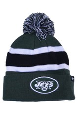 47 BRAND NEW YORK JETS BREAKAWAY CUFF KNIT