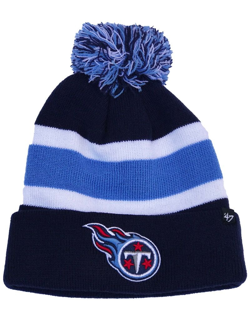 TENNESSEE TITANS BREAKAWAY CUFF KNIT - Selfmade Boutique 64510d7fcd65