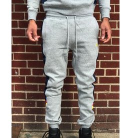 STAPLE LUX SPORT LOGO SWEATPANTS