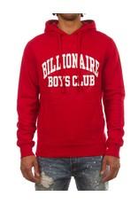 BILLIONAIRE BOYS CLUB TANGO RED COLLEGIATE HOODIE