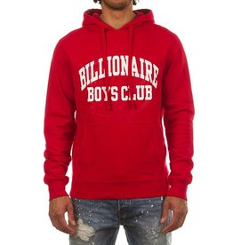 BILLIONAIRE BOYS CLUB TANGO RED COLLEGIATE HOODIE