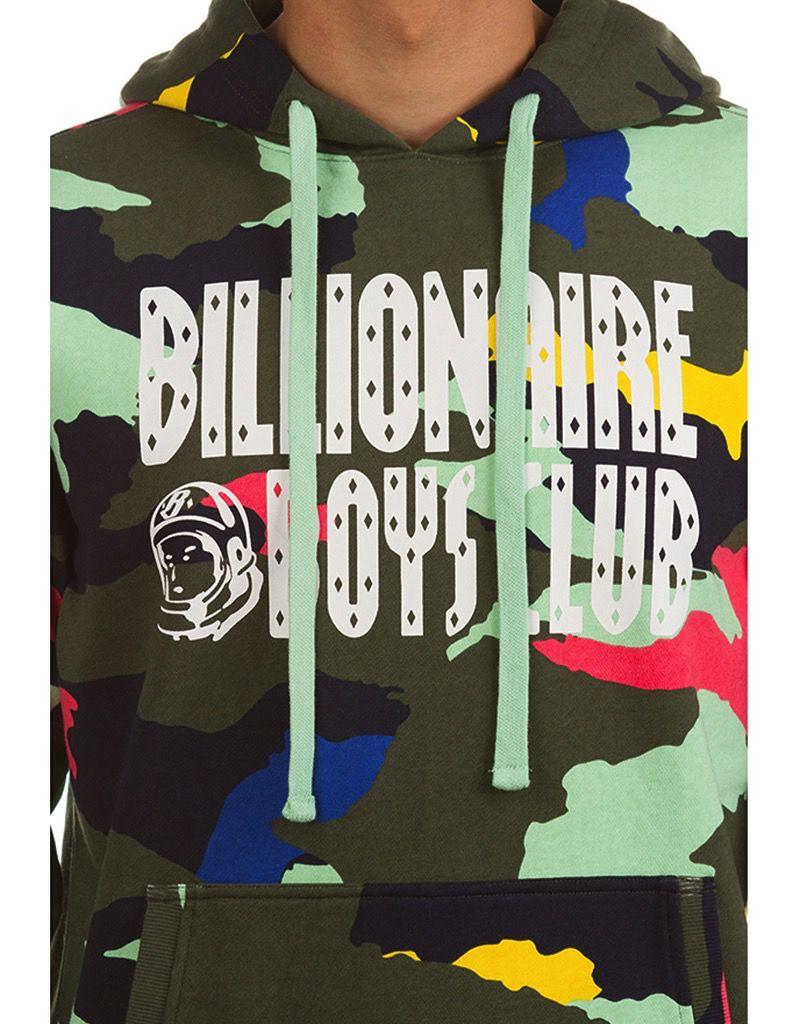 BILLIONAIRE BOYS CLUB BB RUNNER HOODIE