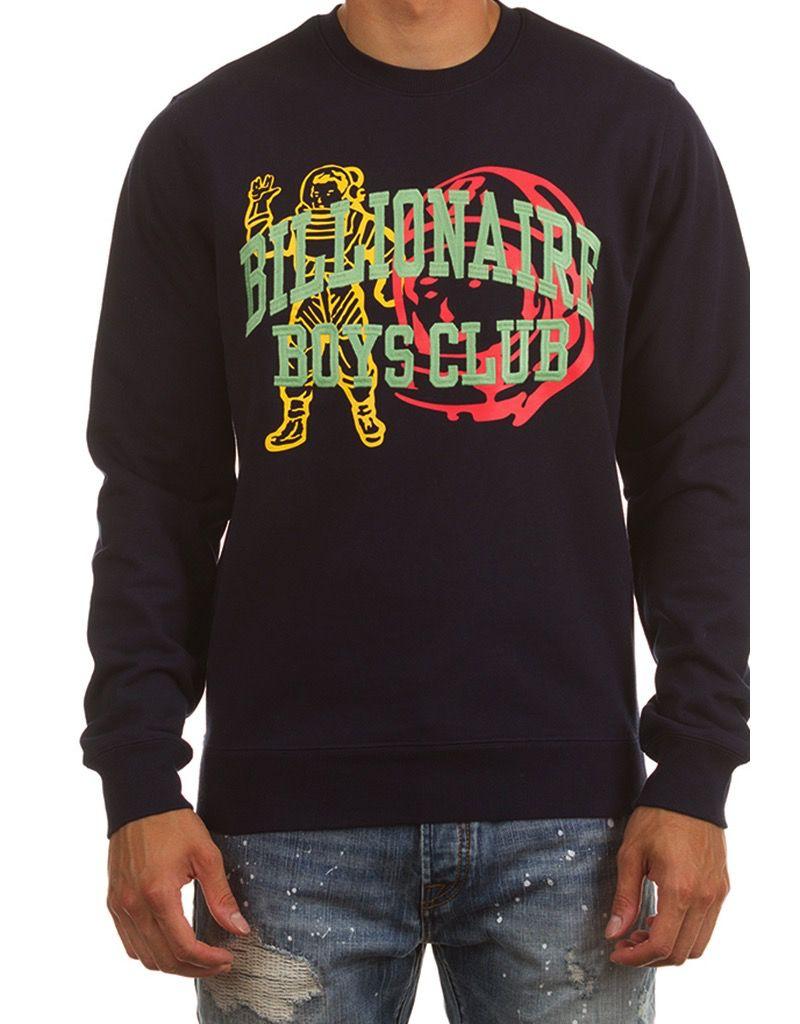 BILLIONAIRE BOYS CLUB BB ATHLETIC CREW