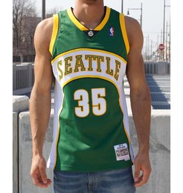 Mitchell & Ness SEATTLE SUPERSONICS SWINGMAN JERSEY - KEVIN DURANT #35