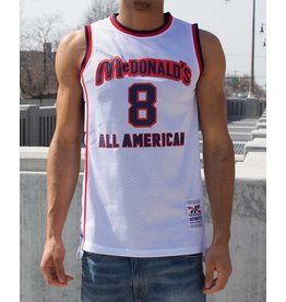 Headgear KOBE BRYANT MCDONALDS ALL AMERICAN JERSEY