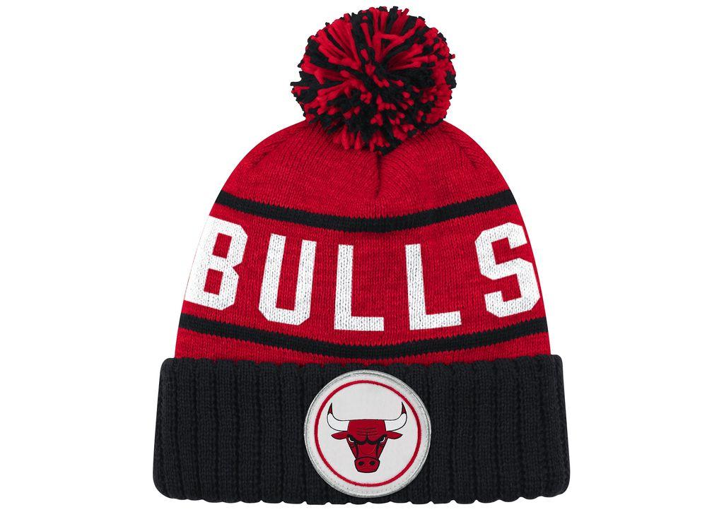 Mitchell & Ness Chicago Bulls High 5 Beanie