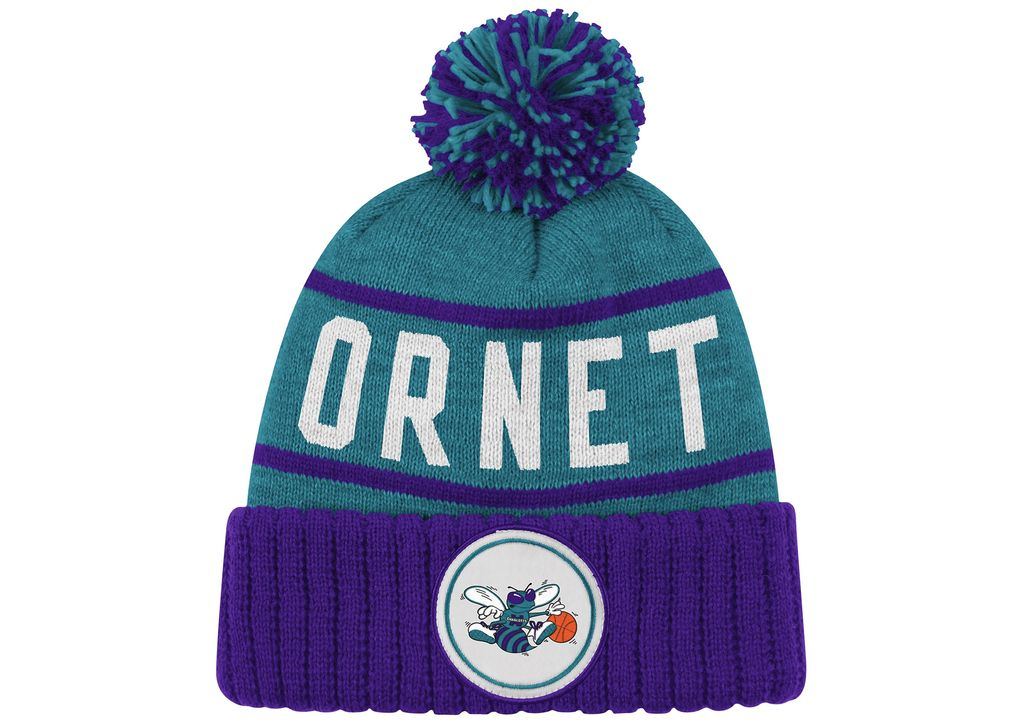 9255c7f6f47 Charlotte Hornets High 5 Beanie - Selfmade Boutique