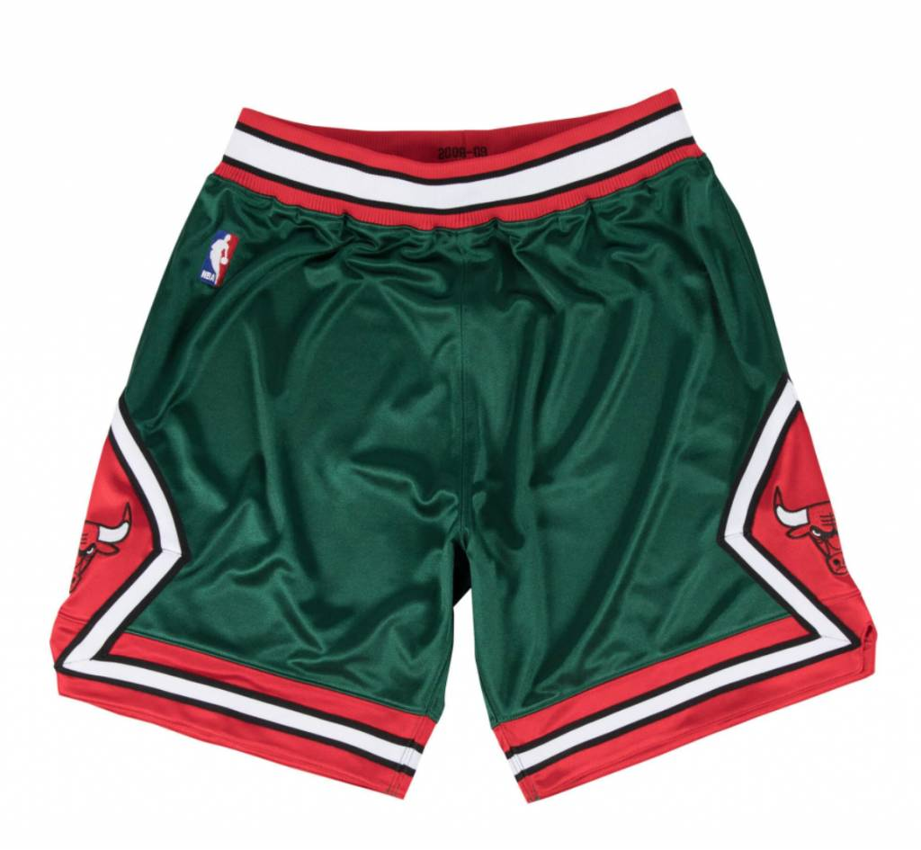 Mitchell & Ness CHICAGO BULLS AUTHENTIC SHORTS