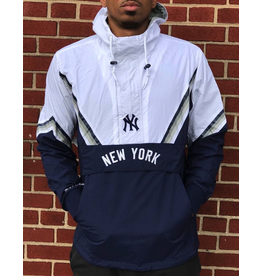 Mitchell & Ness NEW YORK YANKEES HALF ZIP ANORAK
