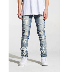 CRYSP DENIM LIGHT BLUE MONTANA DENIM