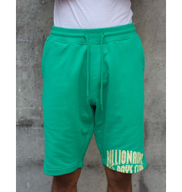 BILLIONAIRE BOYS CLUB MING GREEN BB ARCH SHORTS