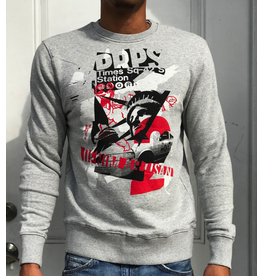 PRPS Time Square Liberty Pullover