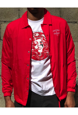 CROOKS & CASTLES EVERYTHING COACHES JACKET