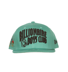 BILLIONAIRE BOYS CLUB JADE CREAM BB DISCOVERY SNAPBACK HAT