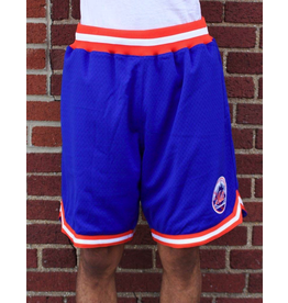 Mitchell & Ness NEW YORK METS PLAYOFF WIN SHORTS
