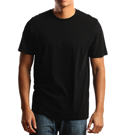 CITY LAB BLACK PREMIUM TEE SHIRT CREW