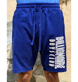 BILLIONAIRE BOYS CLUB BLUE DEPTHS BB STRAIGHT FONT SHORT