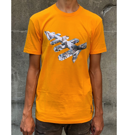 PAPER PLANES CITRON CRYSTAL CLEAR TEE