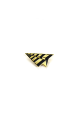 PAPER PLANES GOLD PAPER PLANE PIN
