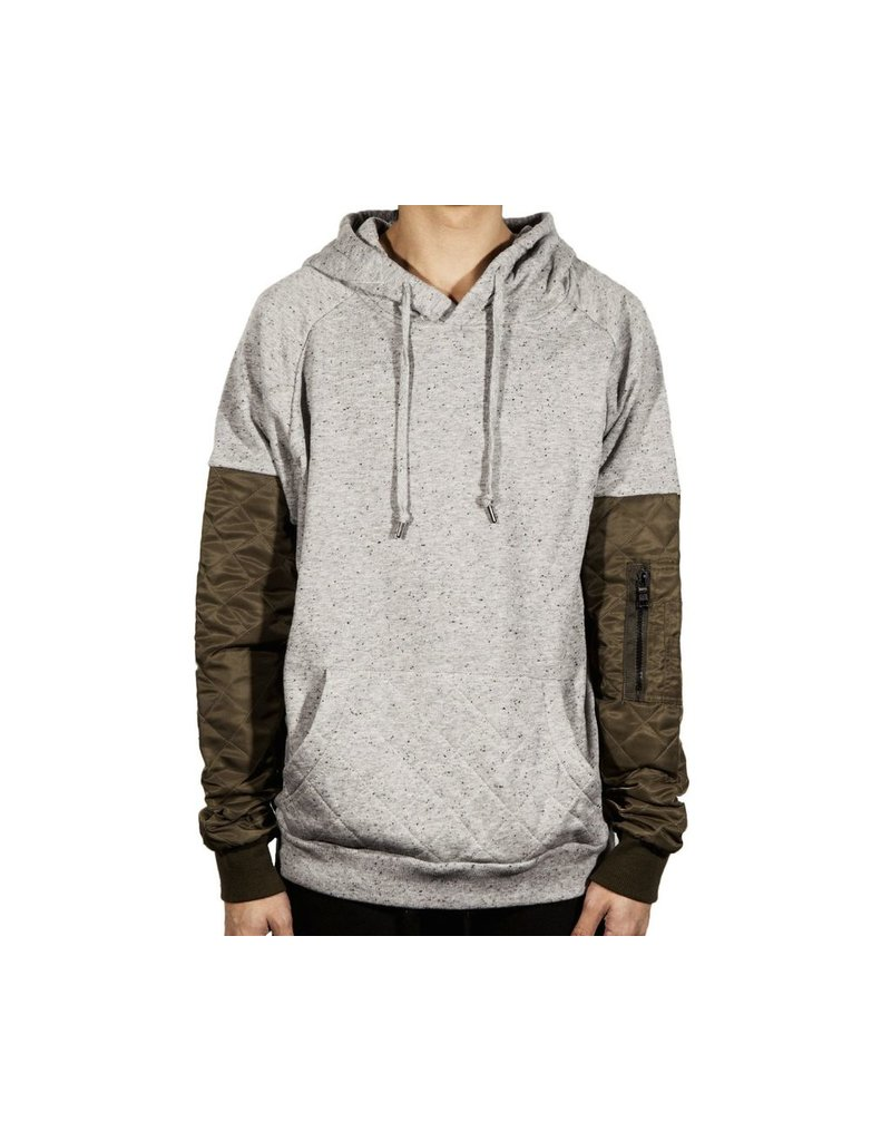 MOSTLY HEARD RARELY SEEN LAWTON QUILTED HOODIE