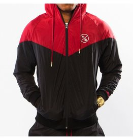 FLY SUPPLY F$ WINDBREAKER JACKET