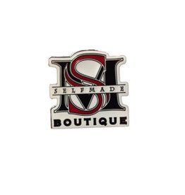 SELFMADE SELFMADE BOUTIQUE CLASSIC LOGO PINS