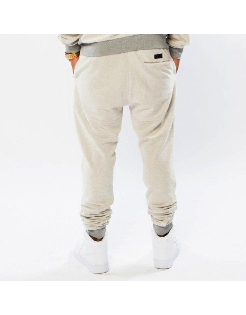 FLY SUPPLY GREY FLY DOLLAR SWEAT PANTS