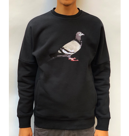 STAPLE PIGEON EMBROIDERED CREWNECK