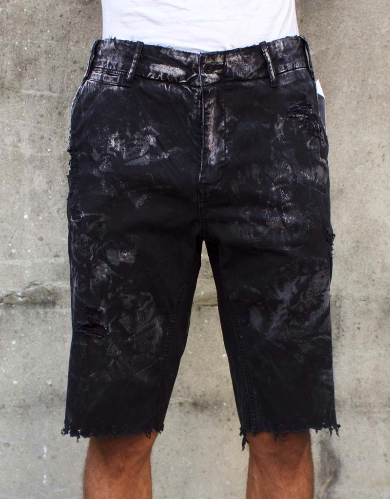 PRPS BLACK GRASS SHORTS