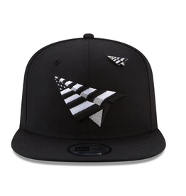 PAPER PLANES THE ORIGINAL CROWN OLD SCHOOL SNAPBACK W/ Black Undervisor