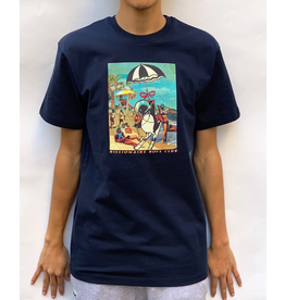 BILLIONAIRE BOYS CLUB BB RETRO BEACH SS TEE