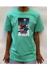 BILLIONAIRE BOYS CLUB BB POSTER SS TEE