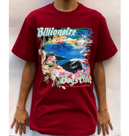 BILLIONAIRE BOYS CLUB BB ISLAND DREAM SS KNIT