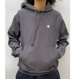 CHAMPION Granite Heather Champion Life® Men's Reverse Weave® Pullover Hoodie