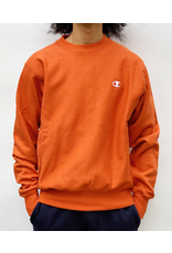 CHAMPION Burnt Orange Champion Life® Men's Reverse Weave® Crew