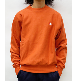 CHAMPION Burnt Orange Champion Life® Men's Reverse Weave® Crew