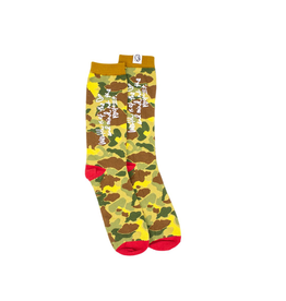BILLIONAIRE BOYS CLUB BB CAMO SOCKS