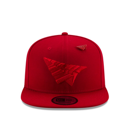 PAPER PLANES RED TRIPLE COLOR CROWN OLD SCHOOL SNAPBACK