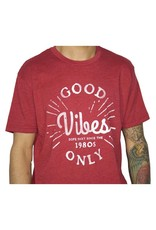 FLY SUPPLY GOOD VIBES TEE