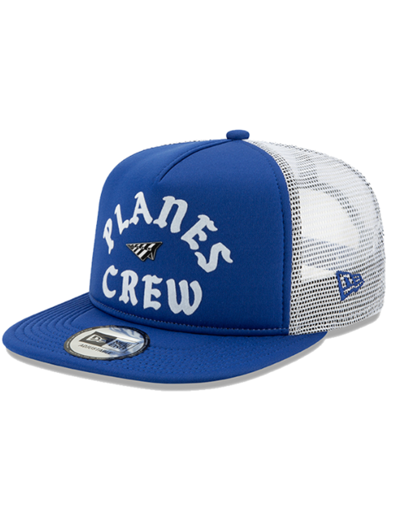 PAPER PLANES PLANES CREW TRUCKER TWO TONE OLD SCHOOL SNAPBACK