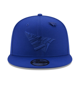 PAPER PLANES BLUE TRIPLE COLOR CROWN OLD SCHOOL SNAPBACK