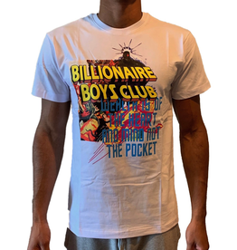BILLIONAIRE BOYS CLUB BB Collage SS Tee