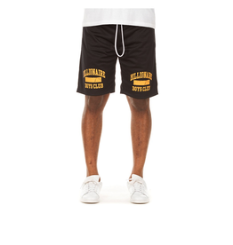 BILLIONAIRE BOYS CLUB BLACK JUNIOR VARSITY SHORT
