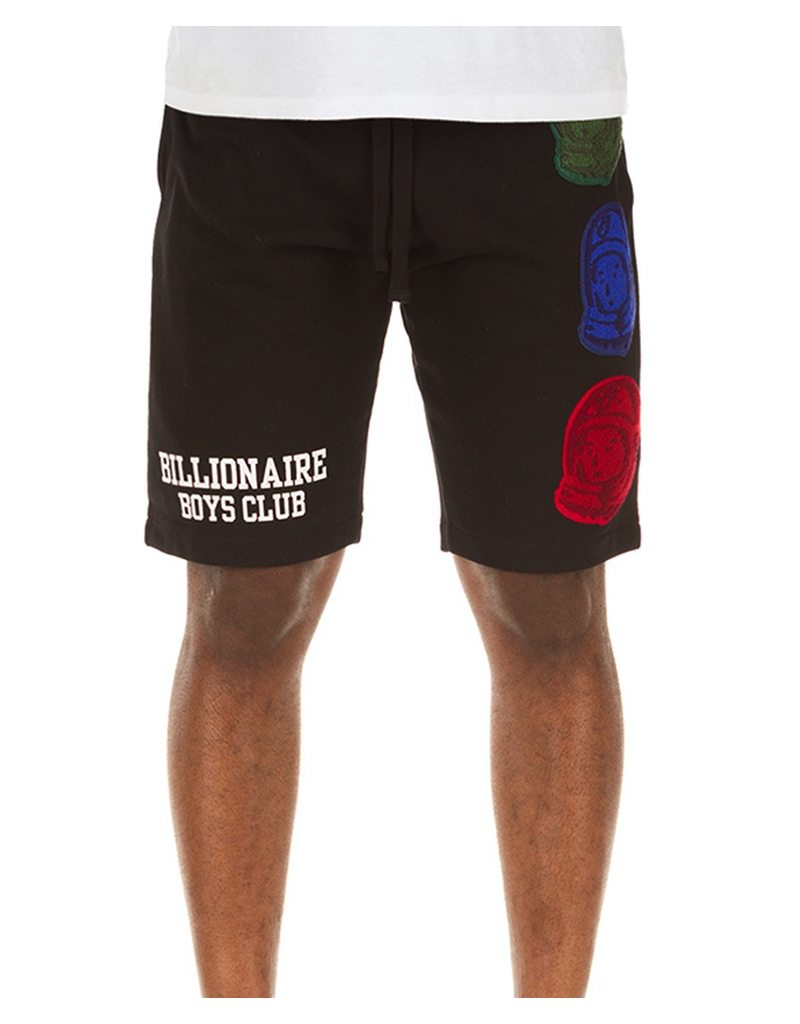 BILLIONAIRE BOYS CLUB BLACK BB INSTRUCTOR SHORT