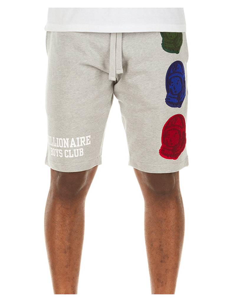 BILLIONAIRE BOYS CLUB GREY BBINSTRUCTOR SHORT